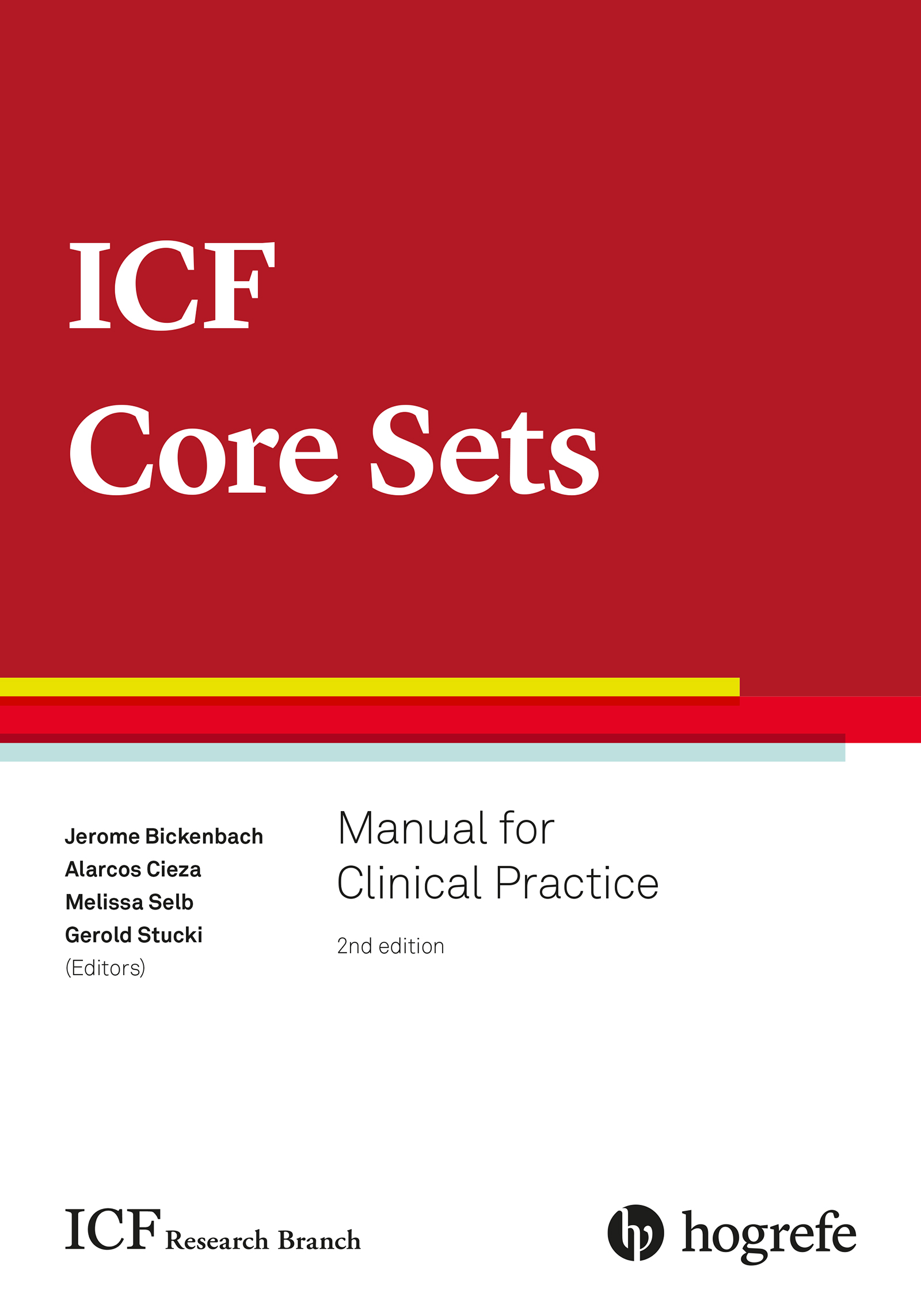 2nd edition ICFCS Manual Cover